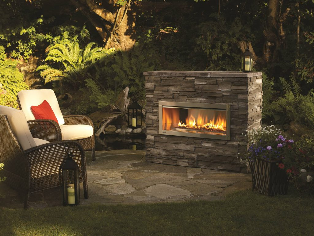 outdoor gas fireplaces archives