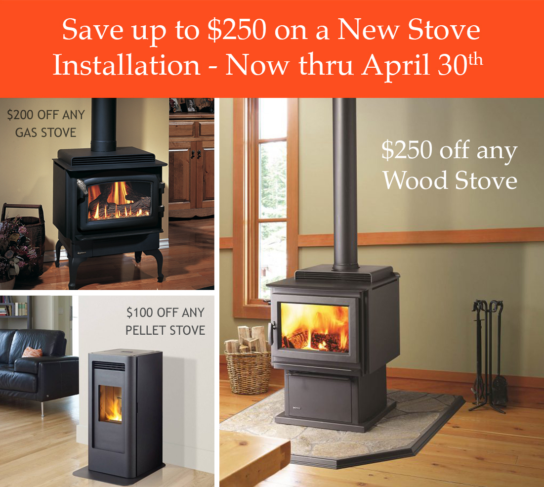 Up to $600 off select Regency Fireplace Products